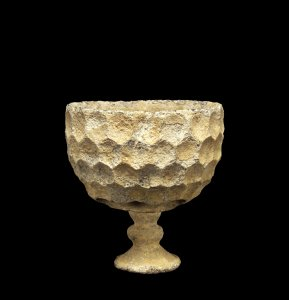Goblet with Hemispherical Bowl