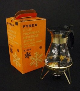6-piece Pyrex Carafe with Box