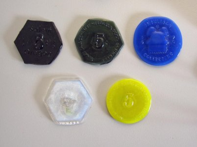 6 Coins