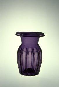 Paneled Vase