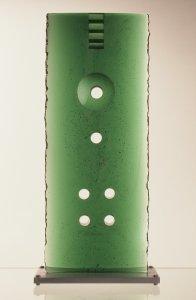 Green lens [slide].