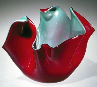 Small Fazzoletto (Handkerchief) Vase