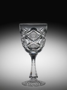 "Goblet in ""Queens"" Pattern"