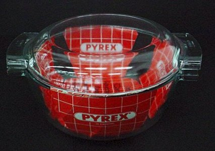 Pyrex Covered Casserole