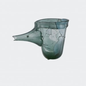 Fragmentary Cupping Glass