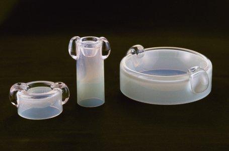 Candlestick, urn, plate [slide].