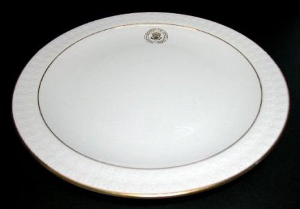 Plate with Presidential Seal