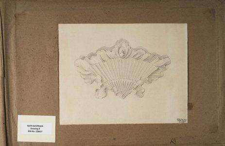 [Sketchbook and envelope] [art original].