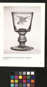 Pairpoint Glass: handmade lead crystal glassware since 1837.