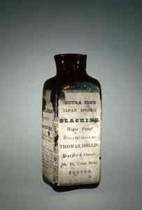 Blacking Bottle