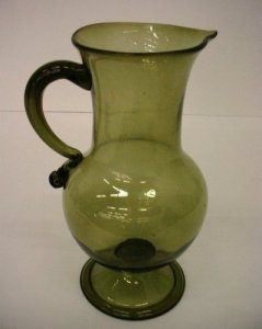 Pitcher or Ewer
