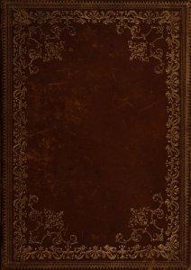 [Scrapbook of window designs by Frederick Wilson].