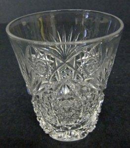 Gravé Bohemia Crystal Glass-Classic Mini Cooper Design en soie doublée Box