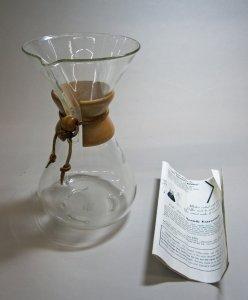 Pyrex Chemex Coffee Maker
