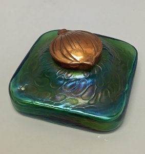 Inkwell with Cover