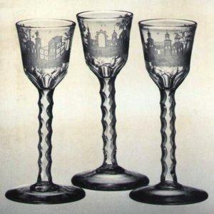 4 Wineglasses
