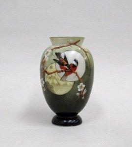 Vase with Japonisme Scene