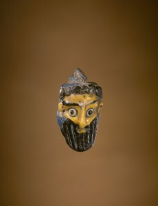 Pendant with Head of Man