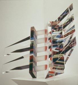 Bird on a shelf [slide].