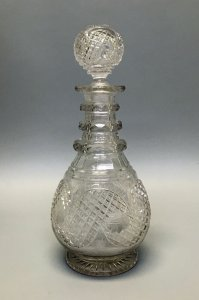 Decanter and Stopper