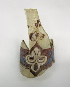 Fragment of the Neck of a Bottle
