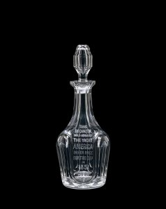 Decanter from the Yacht America