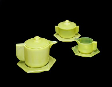 Teapot, Cover, Stand