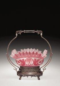 Centerpiece with Cameo Bowl