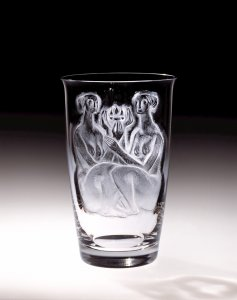 Vase with Two Female Figures