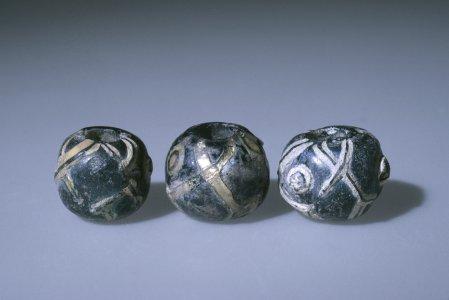 Mosaic Glass Bead