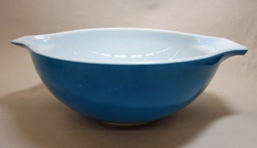 4 Quart Pyrex Mixing Bowl