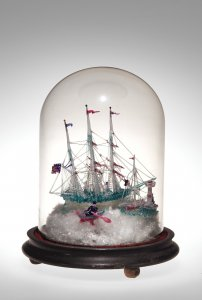 Ship Under Glass