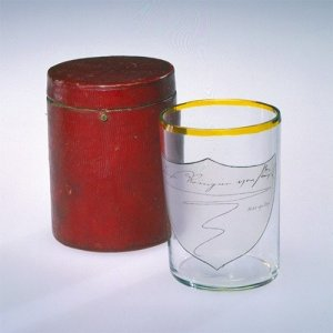 Beaker with Traveling Case