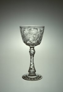 "Cocktail Glass in ""Elegance"" Pattern"