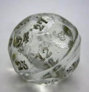 Fortune-Telling Marble