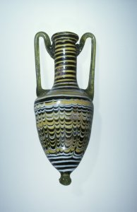 Cosmetic Bottle (Amphoriskos)