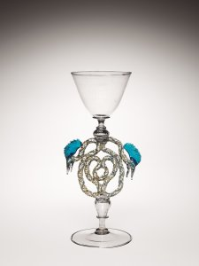 Serpent-stem Goblet