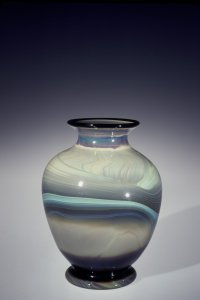 "Agate ""Innovation"" Vase"