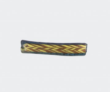 Fragment of Bracelet with Canes