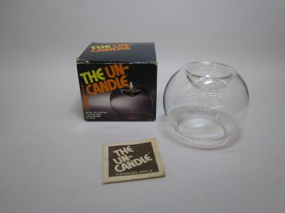 Pyrex Un-Candle in Original Box