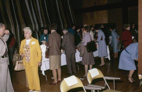 CMG Seminar 1980 [slide]: Rakows at far left.