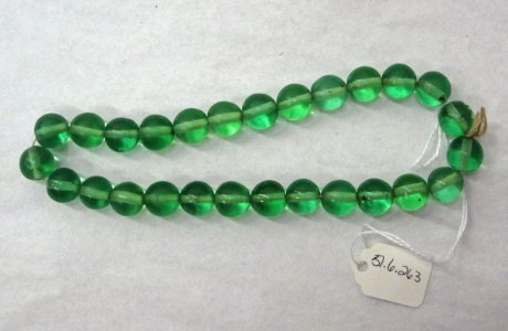 String of 27 Beads