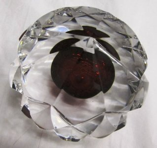 Paperweight in Pentagon Form