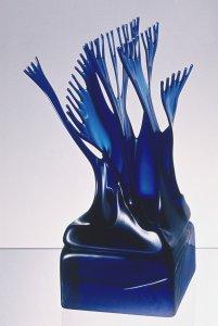 Blue coral [slide].