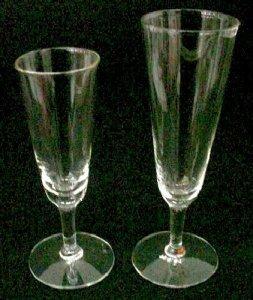 2 Ale Glasses