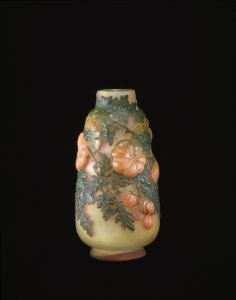 Vase with Tomatoes