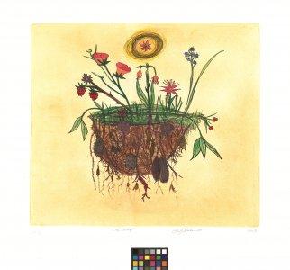 Earth clump [art original].