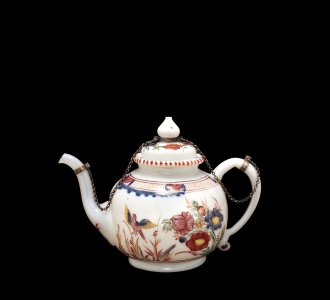 Covered Teapot