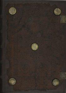 De situ orbis [manuscsript] / Guarini Veronensis in Strabonis cretensis libros ad Nicolaum Qui[n]tu[m] pontifice[m] maximu[s] praepato.