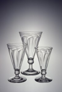 Goblet, Claret and Sherry
